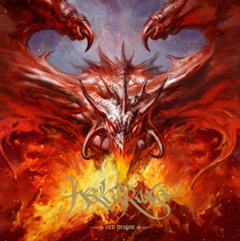 HELCARAXE - Red Dragon